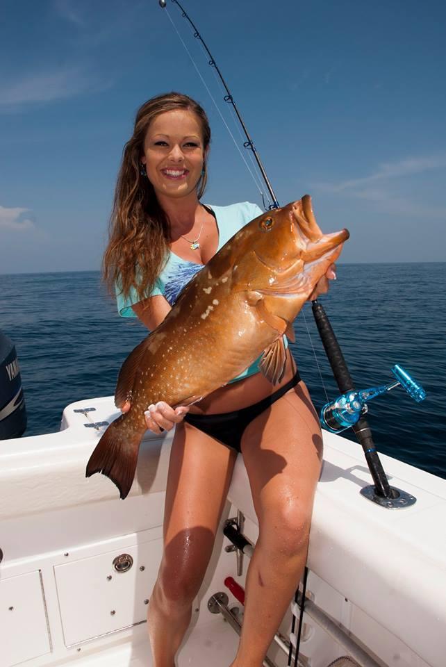 Bottom fishing in florida keys