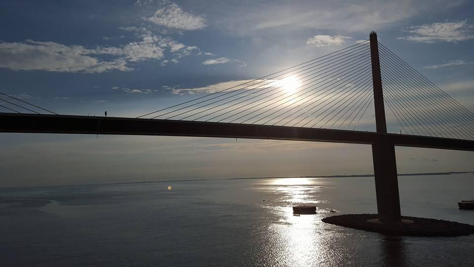 The skyway paul bristow capmel for Skyway fishing pier fishing report