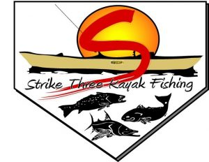 strikethreekayakfishinglogo