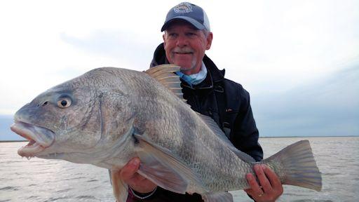 Rick grassett hopedale louisiana capmel for Louisiana fishing reports