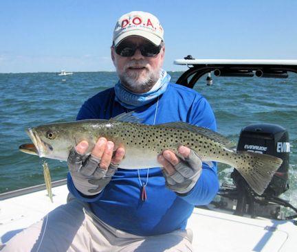 Rick grassett sarasota capmel for Tides 4 fishing sarasota